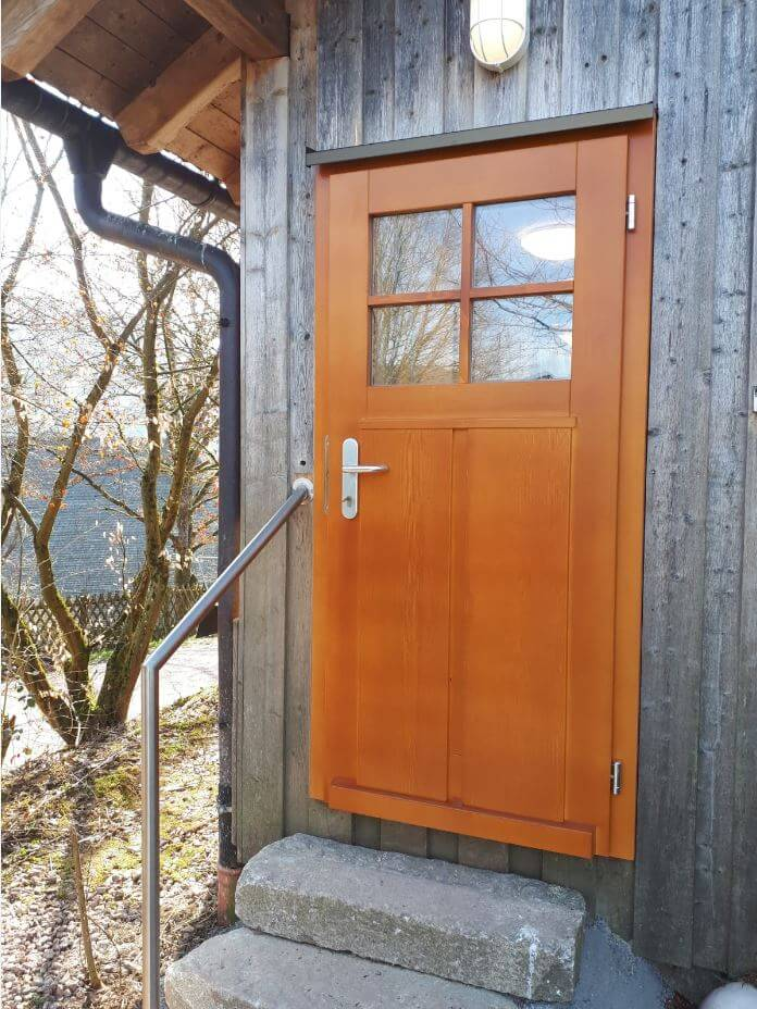 Kellertür, Garagentür, individuelle Maße