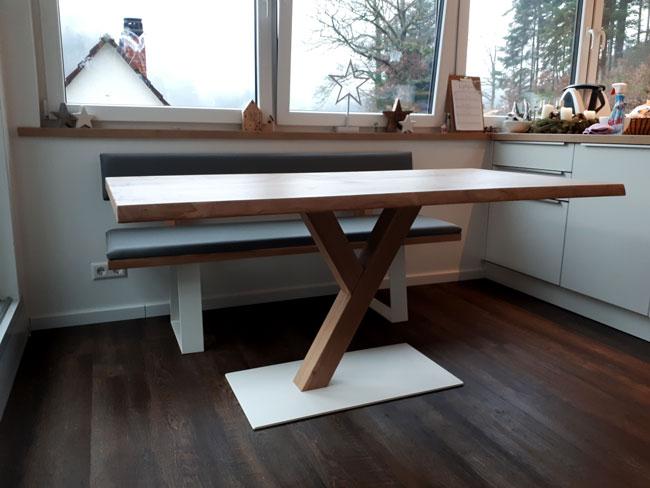 Esstisch, Küchentisch Individuell gefertigert Esstisch